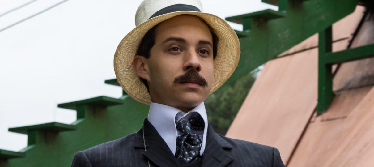 HBO divulga as primeiras imagens da minissérie Santos Dumont: Mais Leve Que o Ar