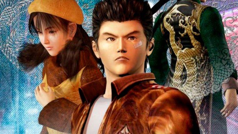 Shenmue 1 & 2 é anunciado durante a Sega Fes 2018