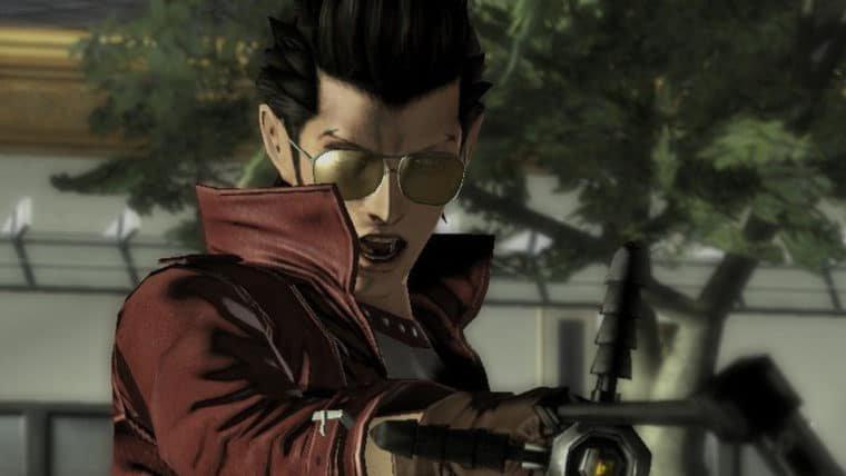 Suda51 gostaria de ver Travis, de No More Heroes, em Super Smash Bros.