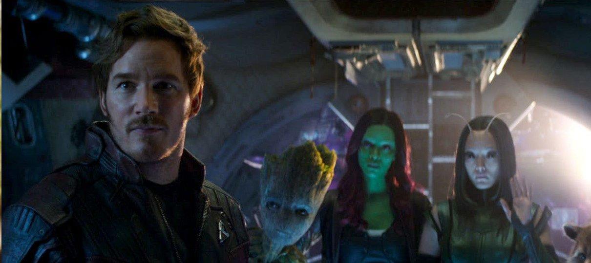 Vingadores: Guerra Infinita se torna a maior estreia da história do Brasil