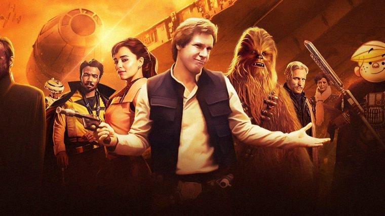 Han Solo: É o que tem pra hoje