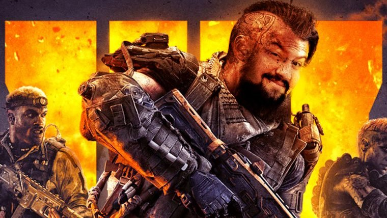 Call of Duty: Black Ops 4 - Call of Noob