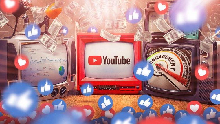 Sucesso comercial no YouTube