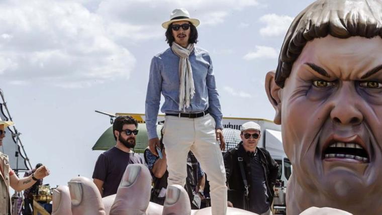The Man Who Killed Don Quixote ganha vídeo mostrando locações do filme