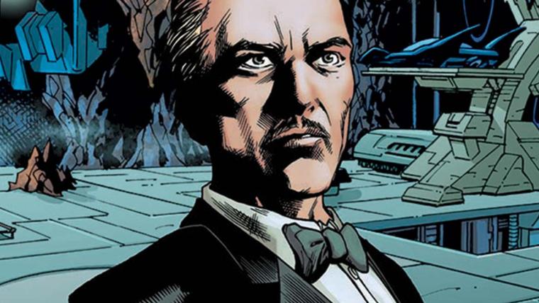 Showrunner de Gotham vai desenvolver série focada no passado de Alfred, mordomo de Batman