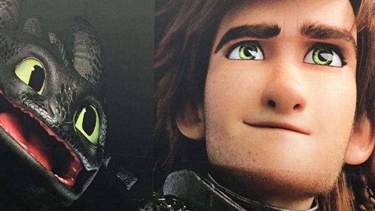 Imagens dos personagens de Como Treinar o Seu Dragão 3 são reveladas