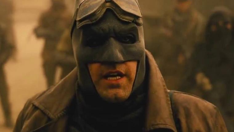 Zack Snyder revela que Injustice foi inspiração para cena em Batman vs Superman
