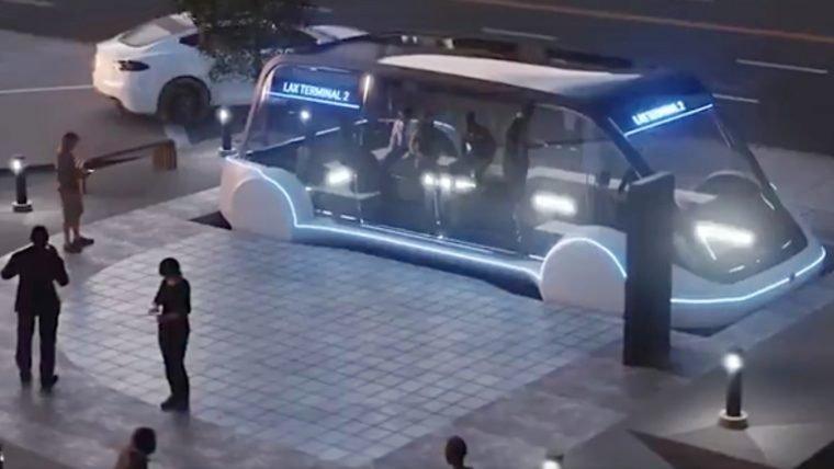 Elon Musk quer revolucionar o transporte coletivo