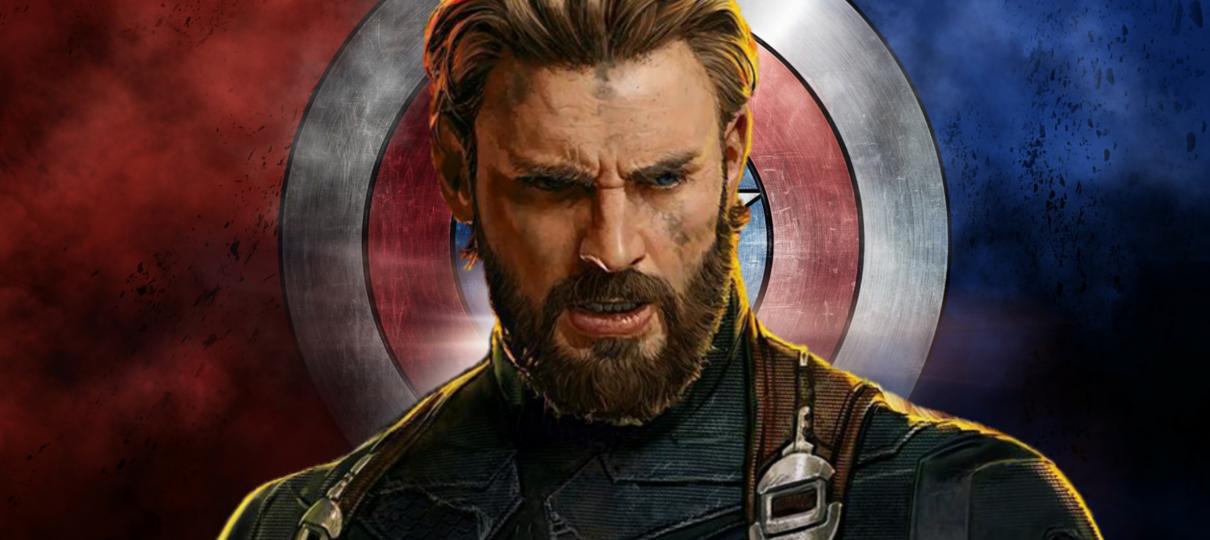 E se o Capitão América tivesse saído das páginas de um mangá?