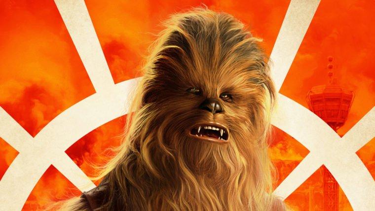Han Solo: Uma História Star Wars | Chewie não tem paciência para spoilers