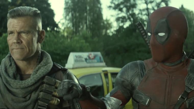 Deadpool faz novos amigos em trailer oitentista da sequência