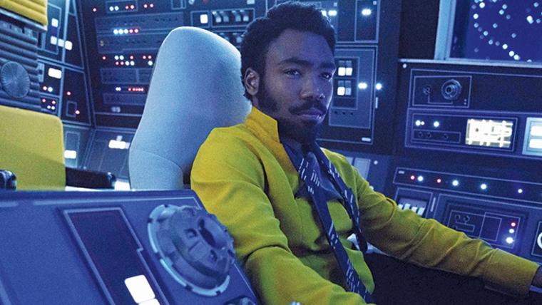 Donald Glover fala sobre troca de diretores em Han Solo: Uma História Star Wars