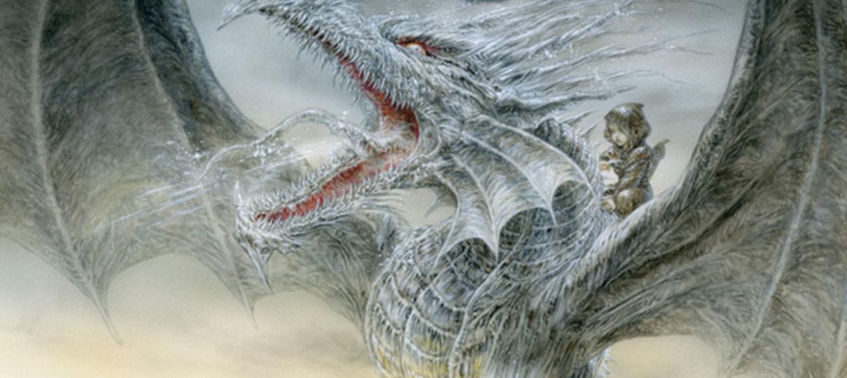 O Dragão de Gelo, livro de George R.R. Martin, será adaptado para filme animado