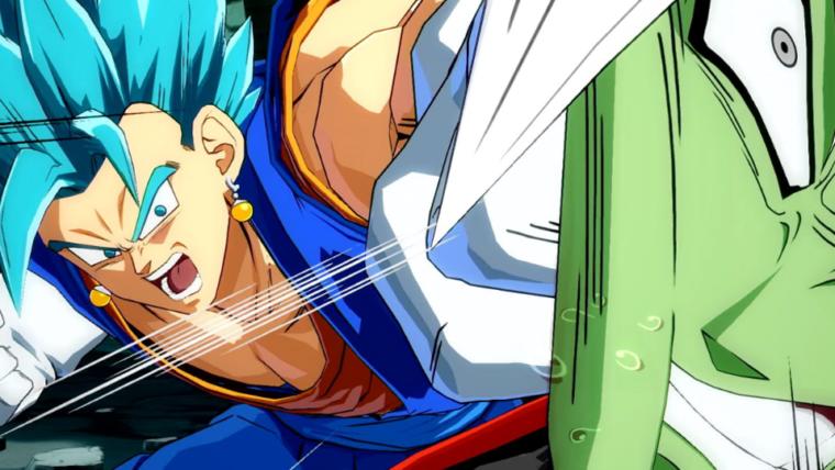 Vegetto e fusão de Zamasu chegam no final de maio em Dragon Ball FighterZ