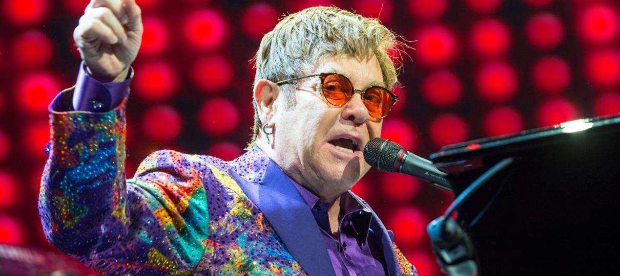 Rocketman, musical fantástico baseado na vida de Elton John, ganha data de estreia
