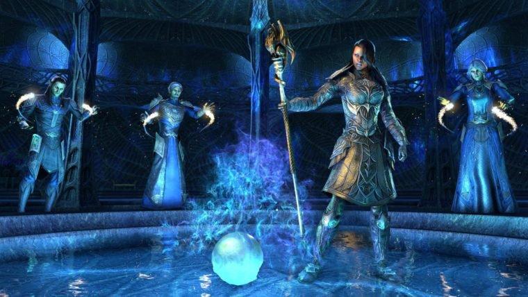 The Elder Scrolls Online | Ordem Psijic estrela trailer de Summerset