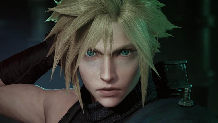 Chefe de Final Fantasy VII Remake aparece em imagem