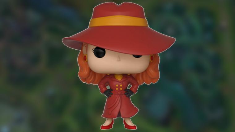 Pode parar de procurar: Carmen Sandiego ganha versão Funko Pop!
