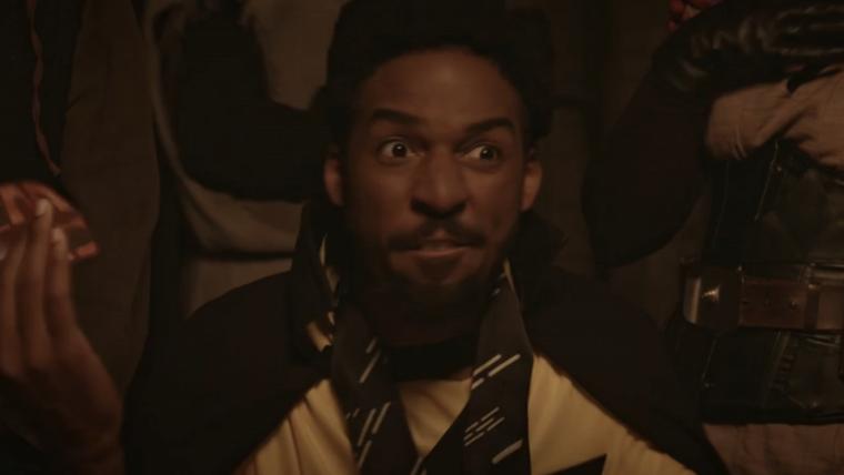 Lando Calrissian canta rap em paródia com Han Solo: Uma História Star Wars