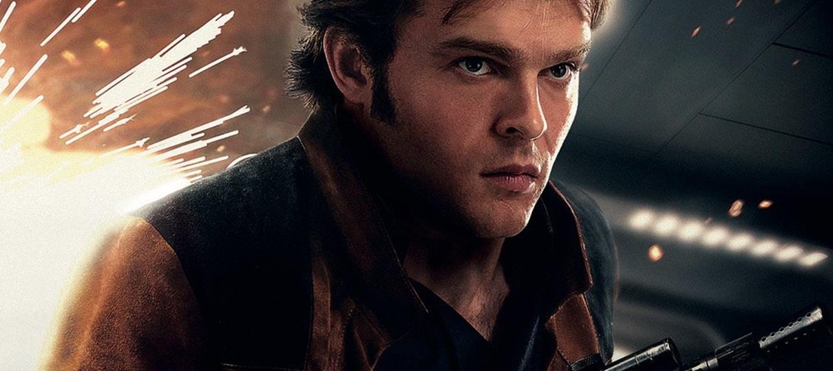 Harrison Ford apareceu de surpresa durante entrevista de Han Solo: Uma História Star Wars
