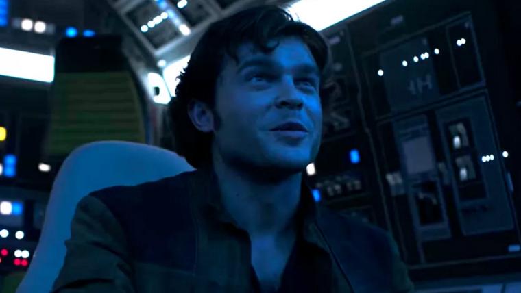 Han Solo: Uma História Star Wars | Roteiristas explicam a aparição DAQUELE personagem