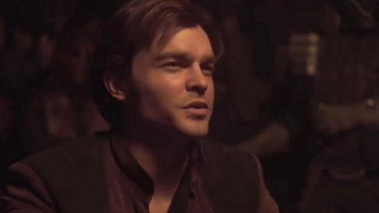 Han Solo: Uma História Star Wars tem referência a uma franquia de filmes dos anos 90