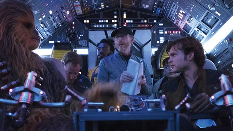 Han Solo: Uma História Star Wars | Roteiristas e elenco falam sobre a troca de diretores