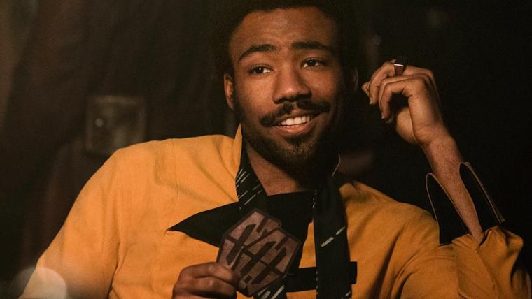Primeiro action figure de Donald Glover era do Lando Calrissian