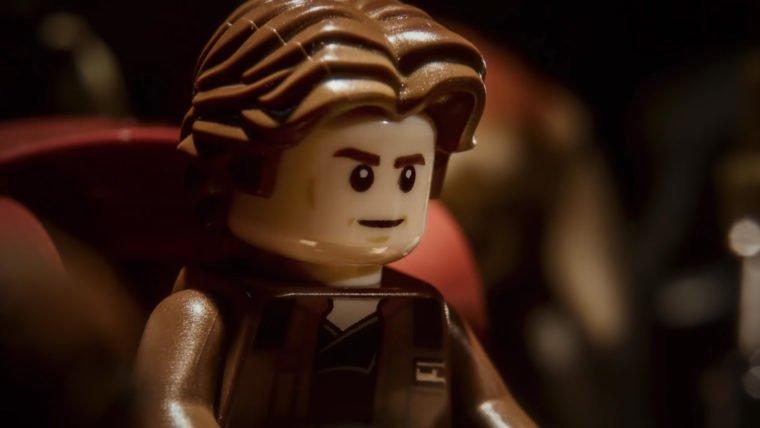 Han Solo: Uma História Star Wars ganha trailer oficial com LEGO!
