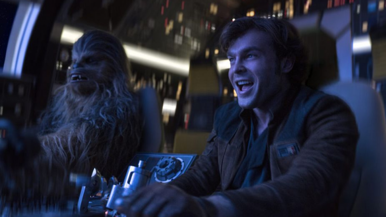 Han Solo: Uma História Star Wars prepara terreno para novos filmes do contrabandista