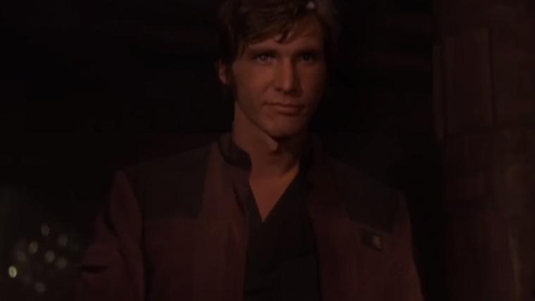 Fã colou o rosto do Harrison Ford no trailer de Han Solo: Uma História Star Wars