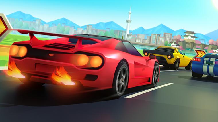 Horizon Chase Turbo ganha trailer de lançamento cheio de nostalgia!
