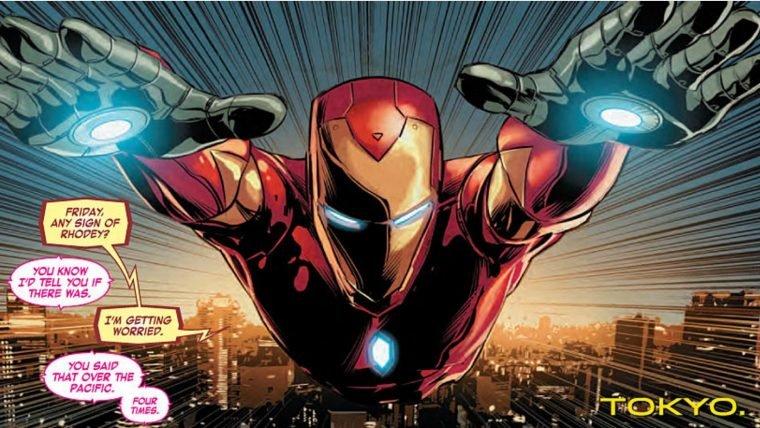 Reviravolta na Marvel: HQ revela o verdadeiro passado de Tony Stark