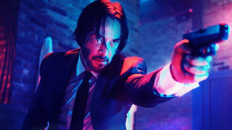 Novo teaser de John Wick 3 avisa que filme chegará em exatamente um ano