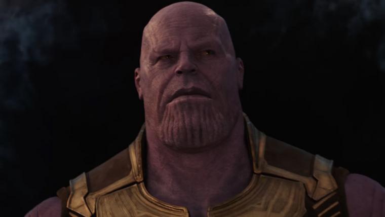 Vingadores: Guerra Infinita | Josh Brolin compartilhou uma nude do Thanos [NSFW]