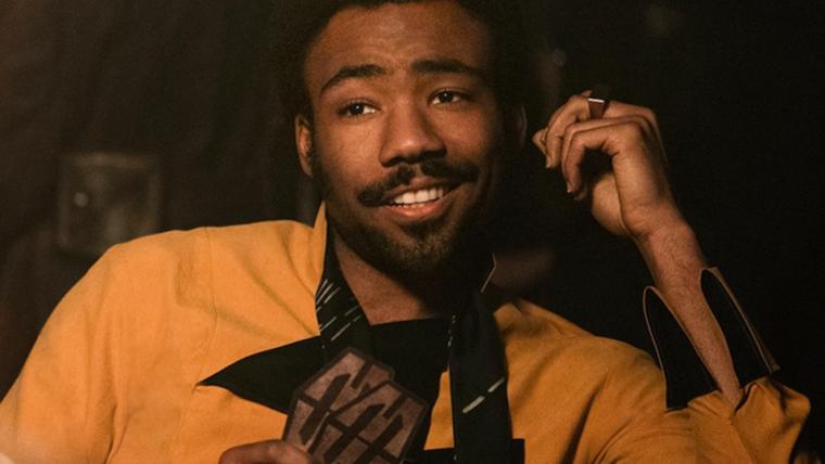Han Solo: Uma História Star Wars   Roteirista revela que Lando Calrissian é pansexual