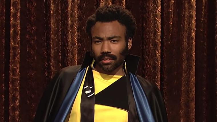 Lando faz convenção para reunir todos os negros de Star Wars em esquete do SNL