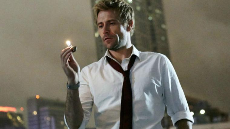 Legends of Tomorrow   Constantine aparece em novo pôster da série