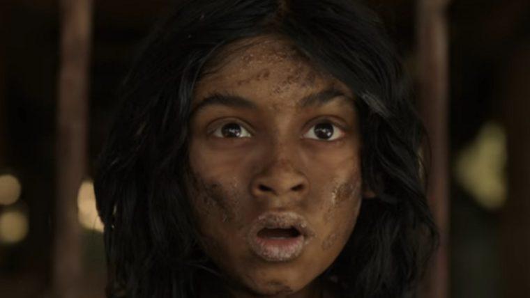 Mowgli precisa conquistar a confiança da selva no primeiro trailer do filme