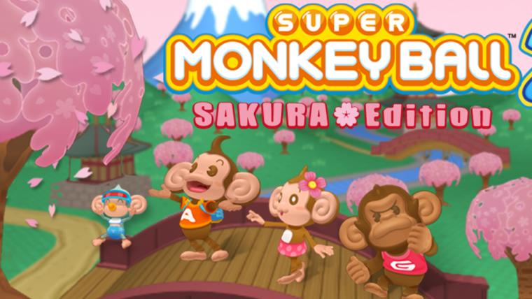 Super Monkey Ball: Sakura Edition chega gratuito para mobile pela coleção Sega Forever
