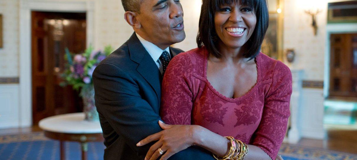 Barack e Michelle Obama produzirão filmes, séries e documentários para a Netflix