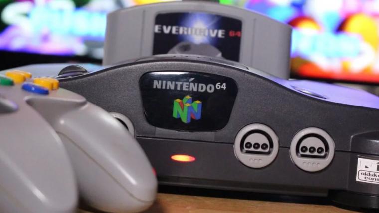 N64 Classic Edition a caminho? Nintendo registra marca do console no Japão