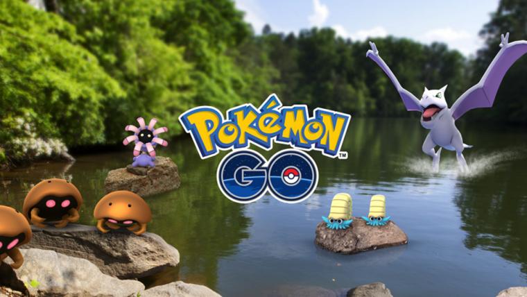 Pokémon GO | Cinco monstrinhos ganharam versão shiny