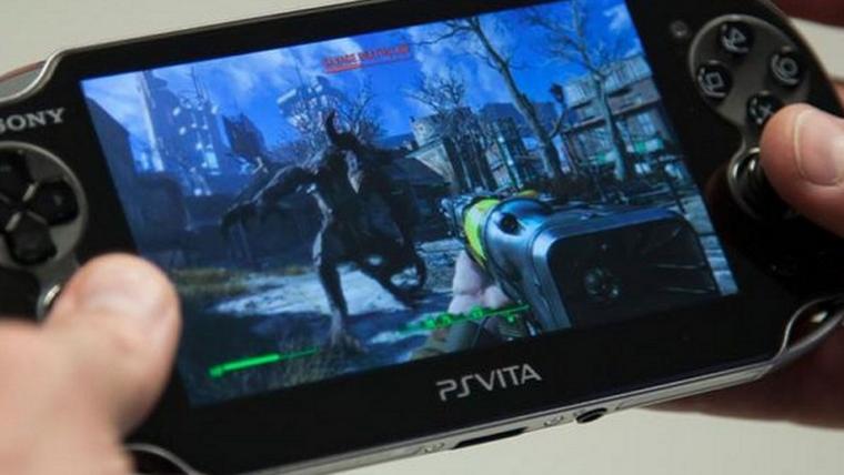 PS Vita não terá mais jogos em mídia física