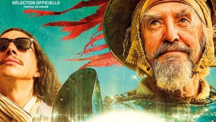 The Man Who Killed Don Quixote ganha cartaz com Adam Driver e Jonathan Pryce