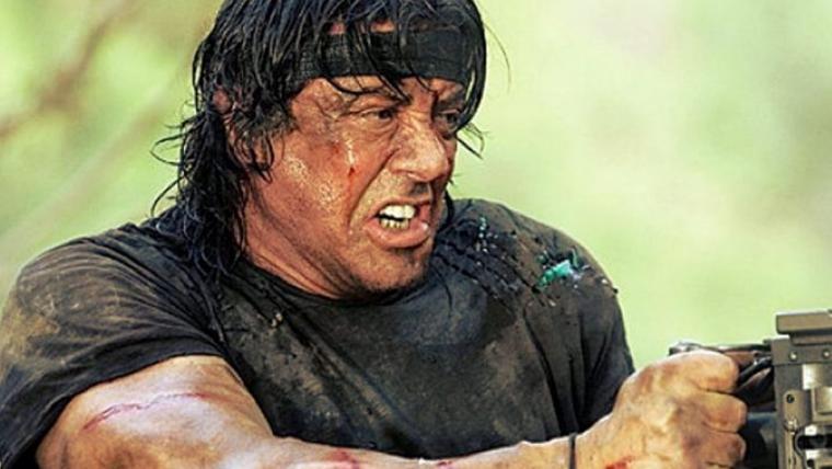 Stallone divulga cartaz com previsão de estreia para Rambo V