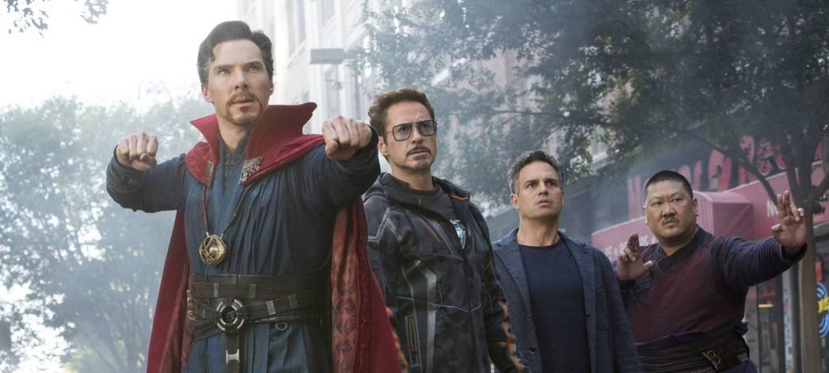 Robert Downey Jr. divulga vídeo dos bastidores de Vingadores: Guerra Infinita