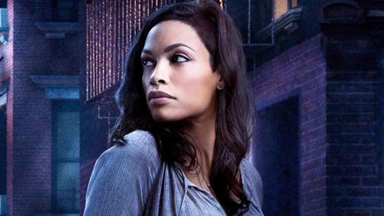 Segunda temporada de Luke Cage pode ser a última de Rosario Dawson nas séries Marvel