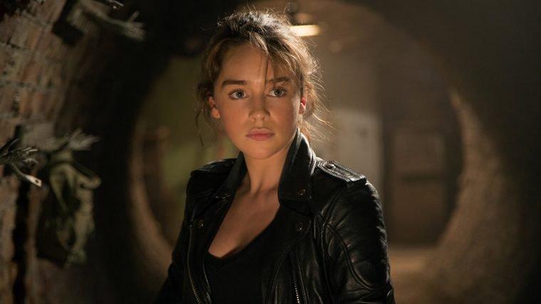 Emilia Clarke ficou aliviada ao ver o fracasso de O Exterminador do Futuro: Gênesis