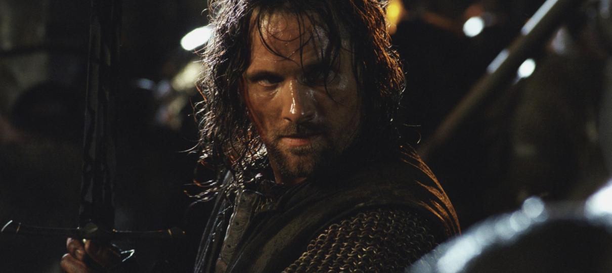Série de O Senhor dos Anéis pode ser focada na versão jovem de Aragorn, diz site